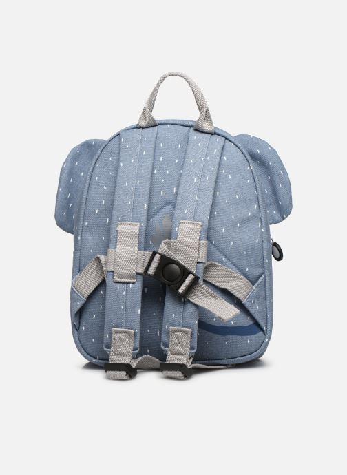 Scolaire Trixie Backpack Mrs. Elephant 31*23cm Bleu vue face