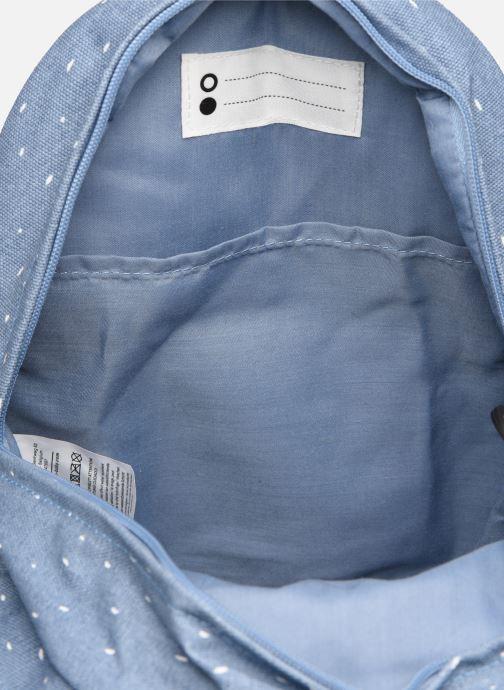 Scolaire Trixie Backpack Mrs. Elephant 31*23cm Bleu vue derrière