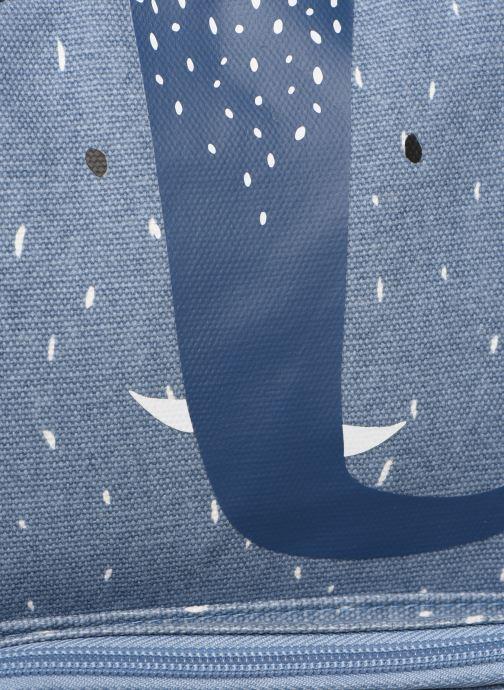 Scolaire Trixie Backpack Mrs. Elephant 31*23cm Bleu vue gauche