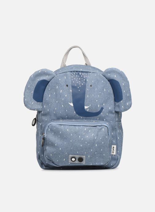 Scolaire Trixie Backpack Mrs. Elephant 31*23cm Bleu vue détail/paire
