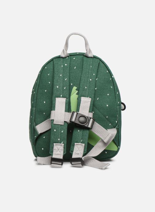 Scolaire Trixie Backpack Mr. Crocodile 31*23cm Vert vue face