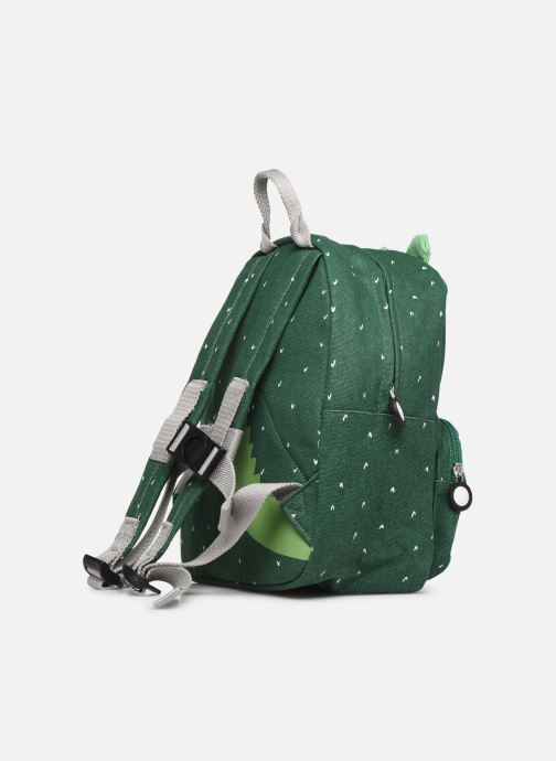 Scolaire Trixie Backpack Mr. Crocodile 31*23cm Vert vue droite
