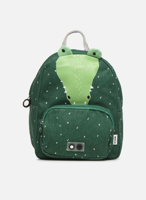 Scolaire Trixie Backpack Mr. Crocodile 31*23cm Vert vue détail/paire