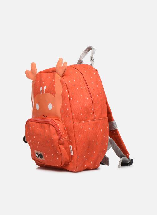 Scolaire Trixie Backpack Mrs. Crab 31*23cm Rouge vue portées chaussures