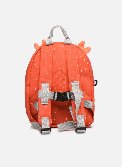 Scolaire Trixie Backpack Mrs. Crab 31*23cm Rouge vue face