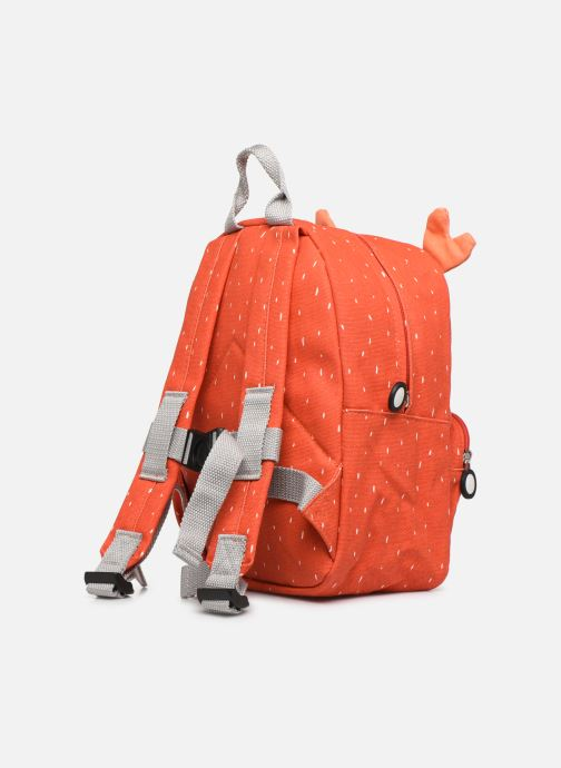 Scolaire Trixie Backpack Mrs. Crab 31*23cm Rouge vue droite