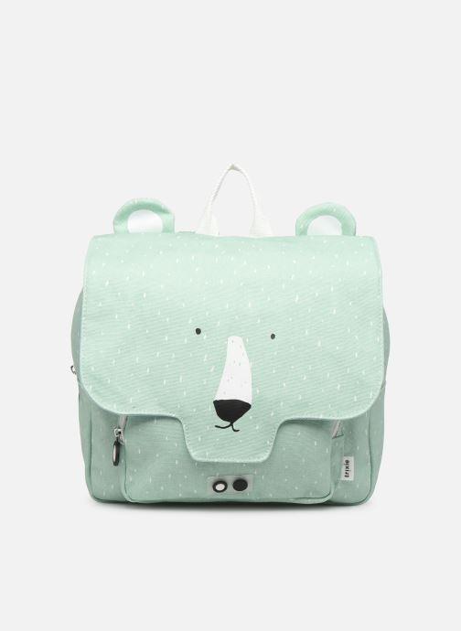 Scolaire Trixie Satchel Mr. Polar Bear 25*29cm Vert vue détail/paire