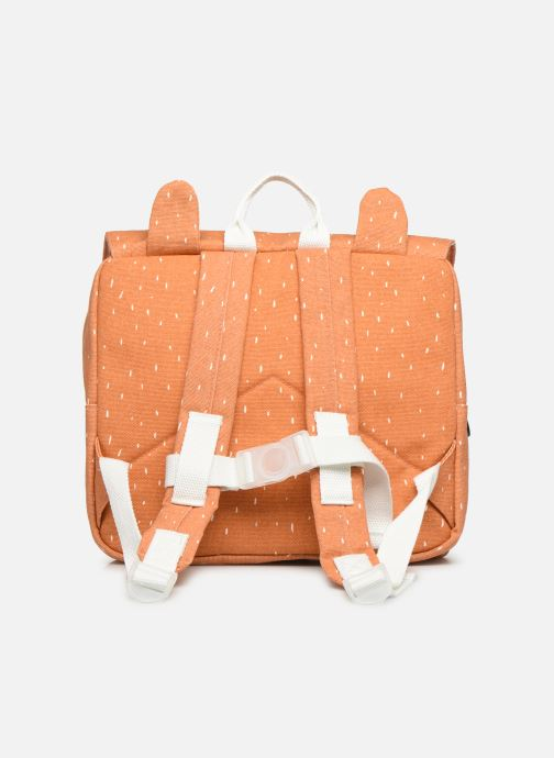 Scolaire Trixie Satchel Mr. Fox  25*29cm Orange vue face