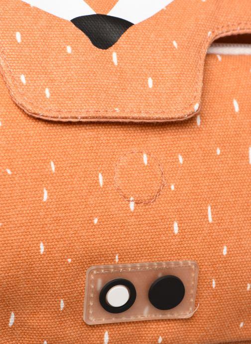 Scolaire Trixie Satchel Mr. Fox  25*29cm Orange vue gauche