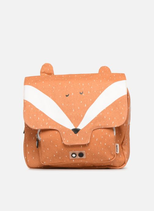 Scolaire Trixie Satchel Mr. Fox  25*29cm Orange vue détail/paire
