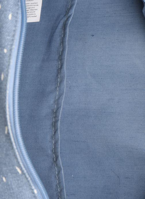 Scolaire Trixie Satchel Mrs. Elephant 25*29cm Bleu vue derrière