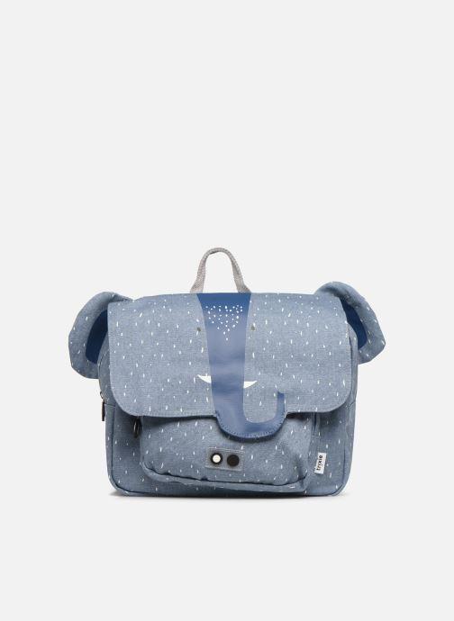 Scolaire Trixie Satchel Mrs. Elephant 25*29cm Bleu vue détail/paire