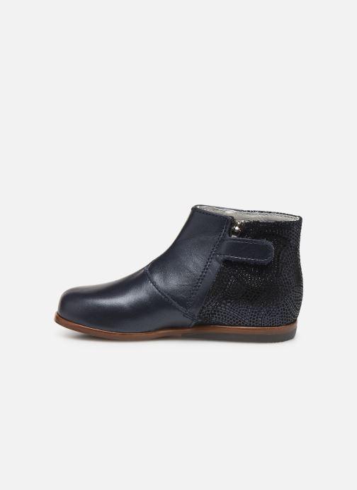 Bottines et boots Little Mary Fanchon Bleu vue face