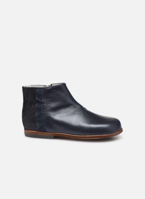 Bottines et boots Little Mary Fanchon Bleu vue derrière