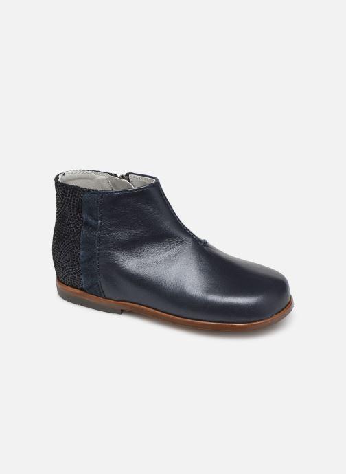 Bottines et boots Little Mary Fanchon Bleu vue détail/paire