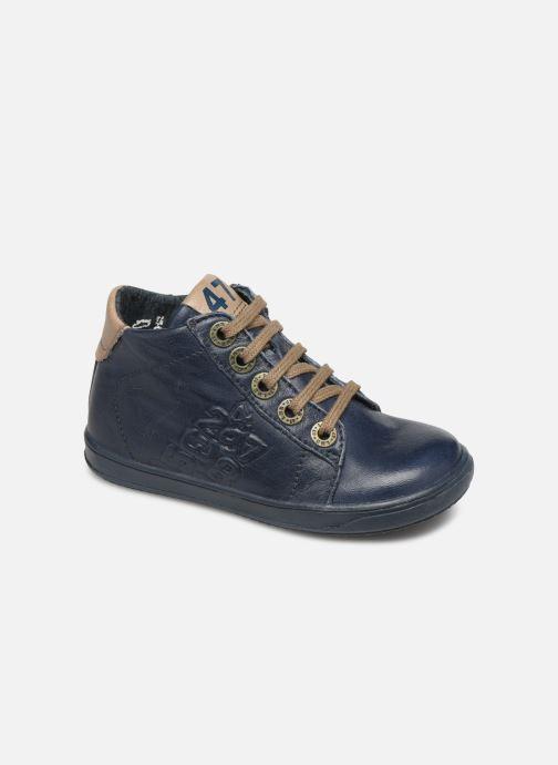 Bottines et boots Little Mary Jerome Bleu vue détail/paire