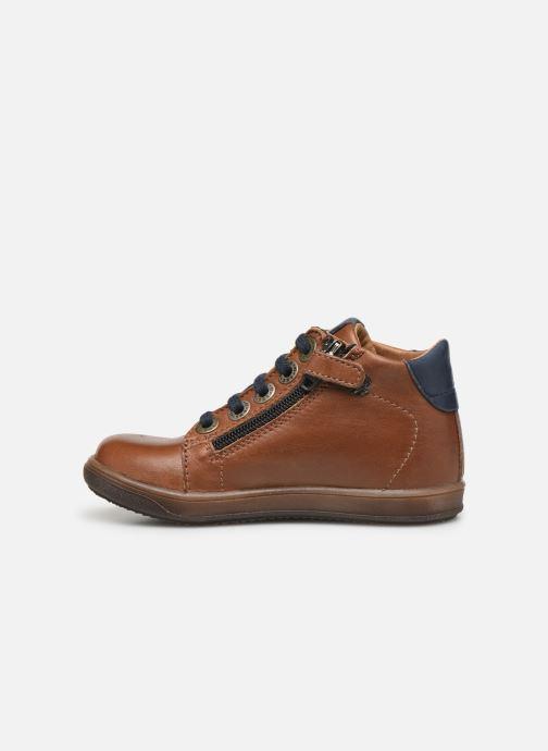 Bottines et boots Little Mary Jerome Marron vue face