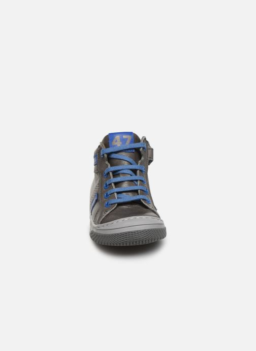 Bottines et boots Little Mary Gavroche Gris vue portées chaussures