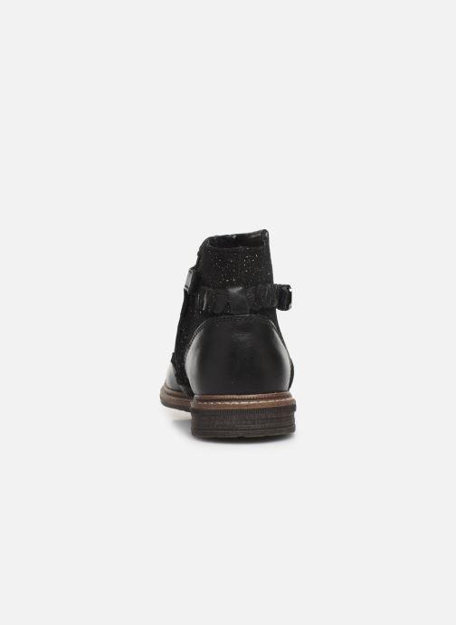 Bottines et boots Little Mary Jeny Noir vue droite