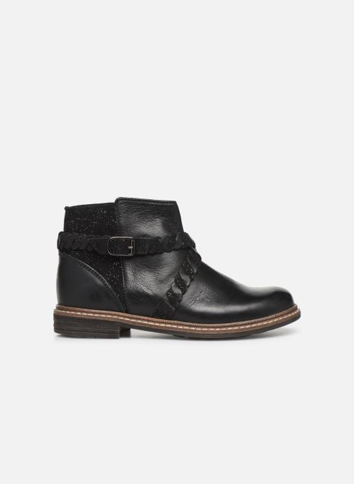 Bottines et boots Little Mary Jeny Noir vue derrière