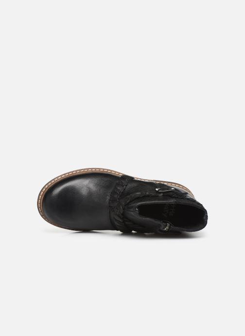 Bottines et boots Little Mary Jeny Noir vue gauche