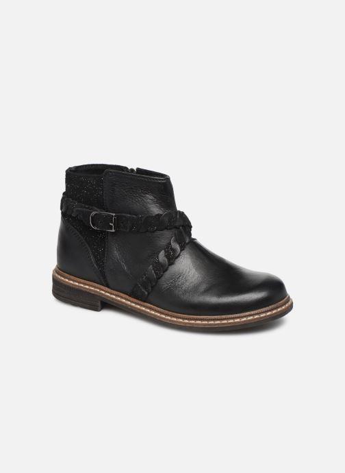 Bottines et boots Little Mary Jeny Noir vue détail/paire