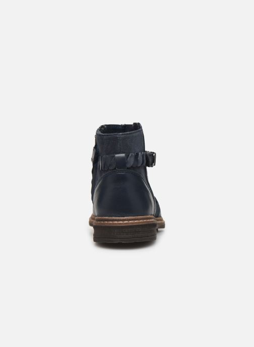 Boots en enkellaarsjes Little Mary Jeny Blauw rechts