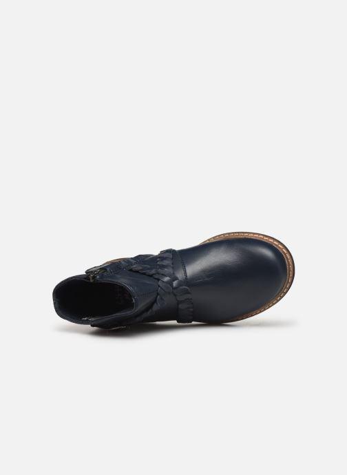 Boots en enkellaarsjes Little Mary Jeny Blauw links