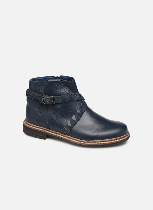 Boots en enkellaarsjes Little Mary Jeny Blauw detail