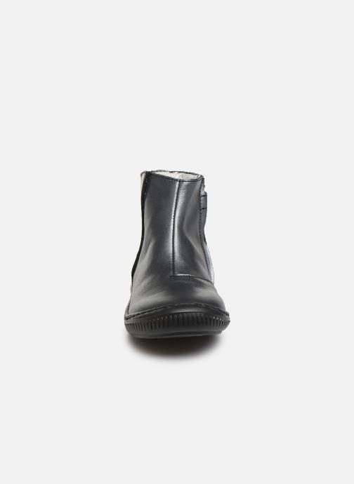 Bottines et boots Little Mary Jennifer Gris vue portées chaussures
