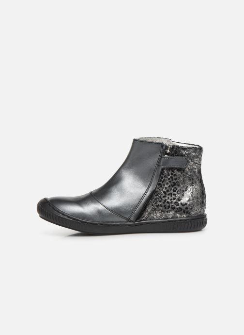 Bottines et boots Little Mary Jennifer Gris vue face