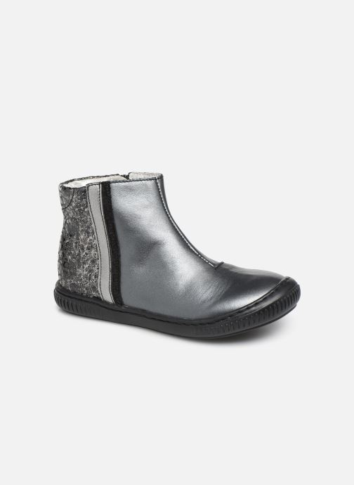 Bottines et boots Little Mary Jennifer Gris vue détail/paire