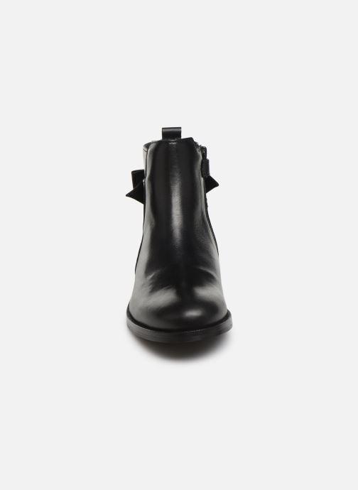 Bottines et boots Little Mary Justine Noir vue portées chaussures