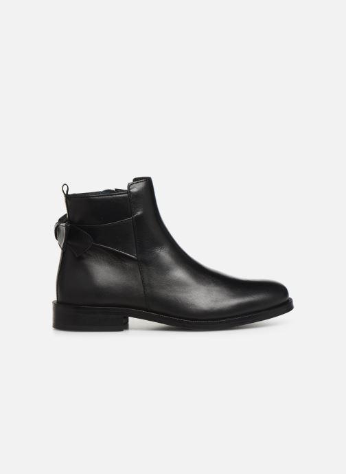 Bottines et boots Little Mary Justine Noir vue derrière