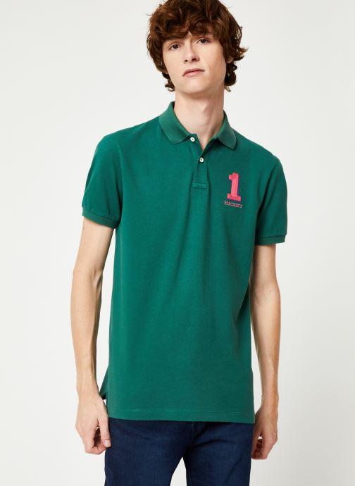 Vêtements Hackett London NEW CLASSIC Vert vue détail/paire