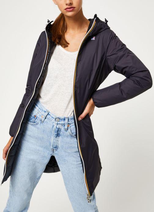 Vêtements K-Way  CHARLENE THERMO PLUS DOUBLE Noir vue détail/paire