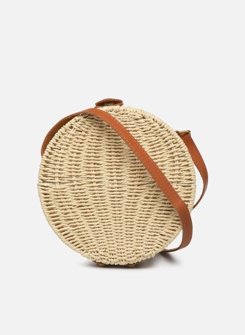 Handtaschen I Love Shoes LAROUE beige ansicht von vorne