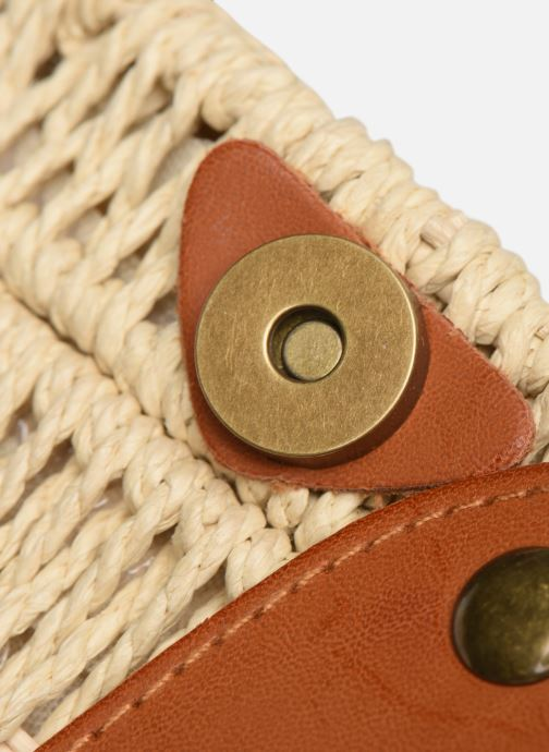 Handtassen I Love Shoes LAROUE Beige links