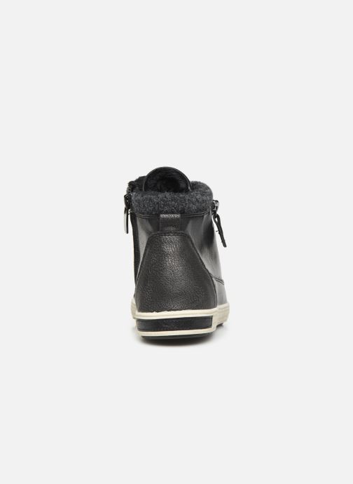 Deportivas I Love Shoes SATCH Negro vista lateral derecha