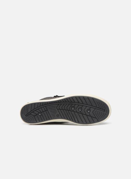 Baskets I Love Shoes SATCH Gris vue haut
