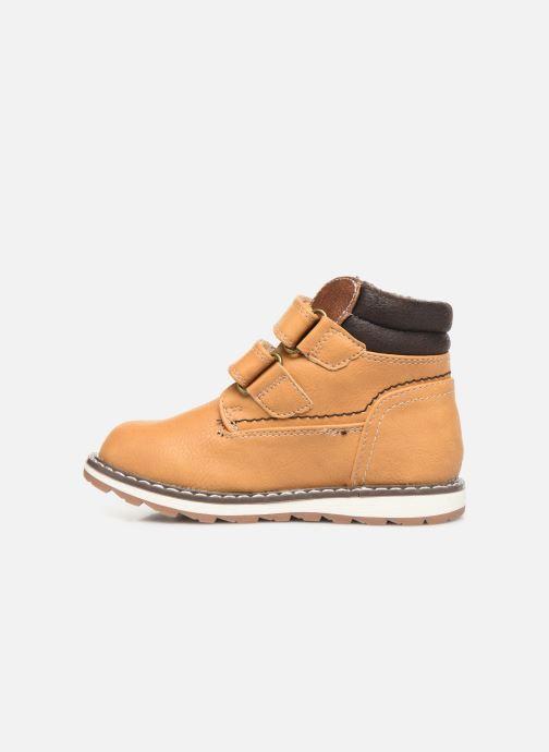 Boots en enkellaarsjes I Love Shoes SUNDY Bruin voorkant
