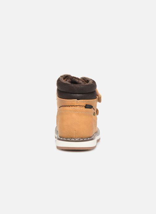 Bottines et boots I Love Shoes SUNDY Marron vue droite