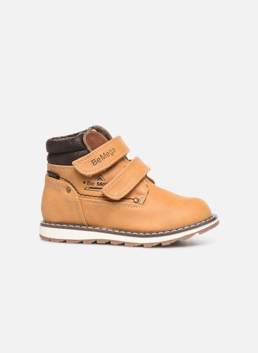 Boots en enkellaarsjes I Love Shoes SUNDY Bruin achterkant