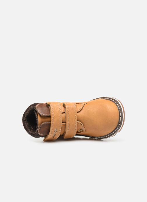 Boots en enkellaarsjes I Love Shoes SUNDY Bruin links