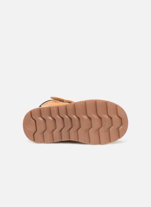 Stivaletti e tronchetti I Love Shoes SUNDY Marrone immagine dall'alto
