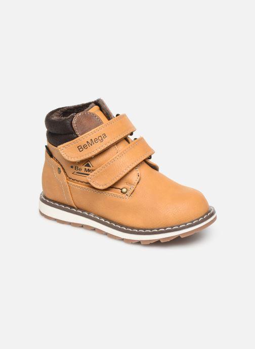 Boots en enkellaarsjes I Love Shoes SUNDY Bruin detail