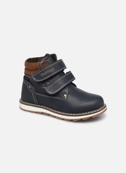 Bottines et boots I Love Shoes SUNDY Bleu vue détail/paire
