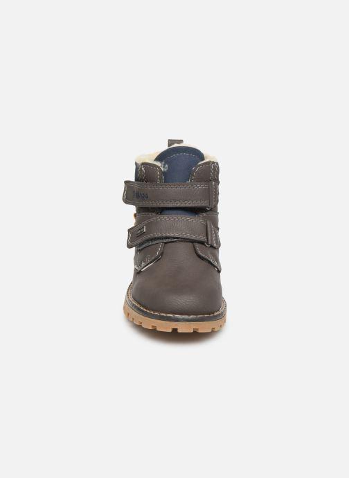 Bottines et boots I Love Shoes SULLIAN Bleu vue portées chaussures