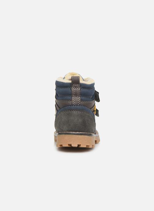 Bottines et boots I Love Shoes SULLIAN Bleu vue droite