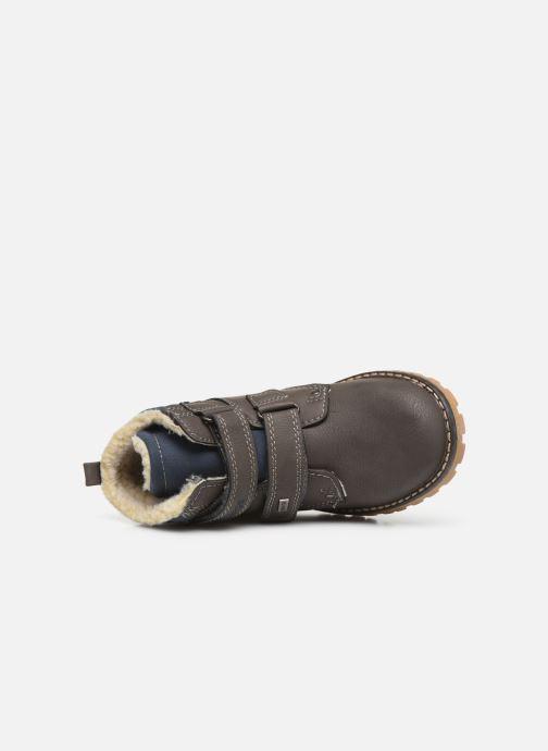 Stiefeletten & Boots I Love Shoes SULLIAN blau ansicht von links
